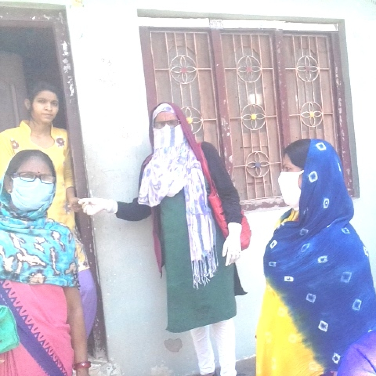 Ujjain: Residents term health survey in containment areas as superficial