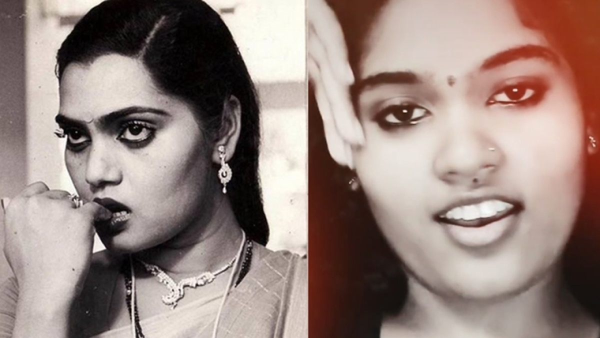 Silk Smitha's TikTok doppelganger Thara has the internet swooning over her sexy videos