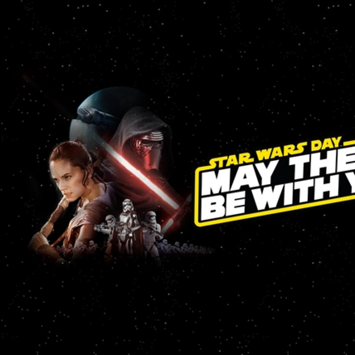 May the fourth be with you: Fans across the world celebrate 'Star Wars Day'