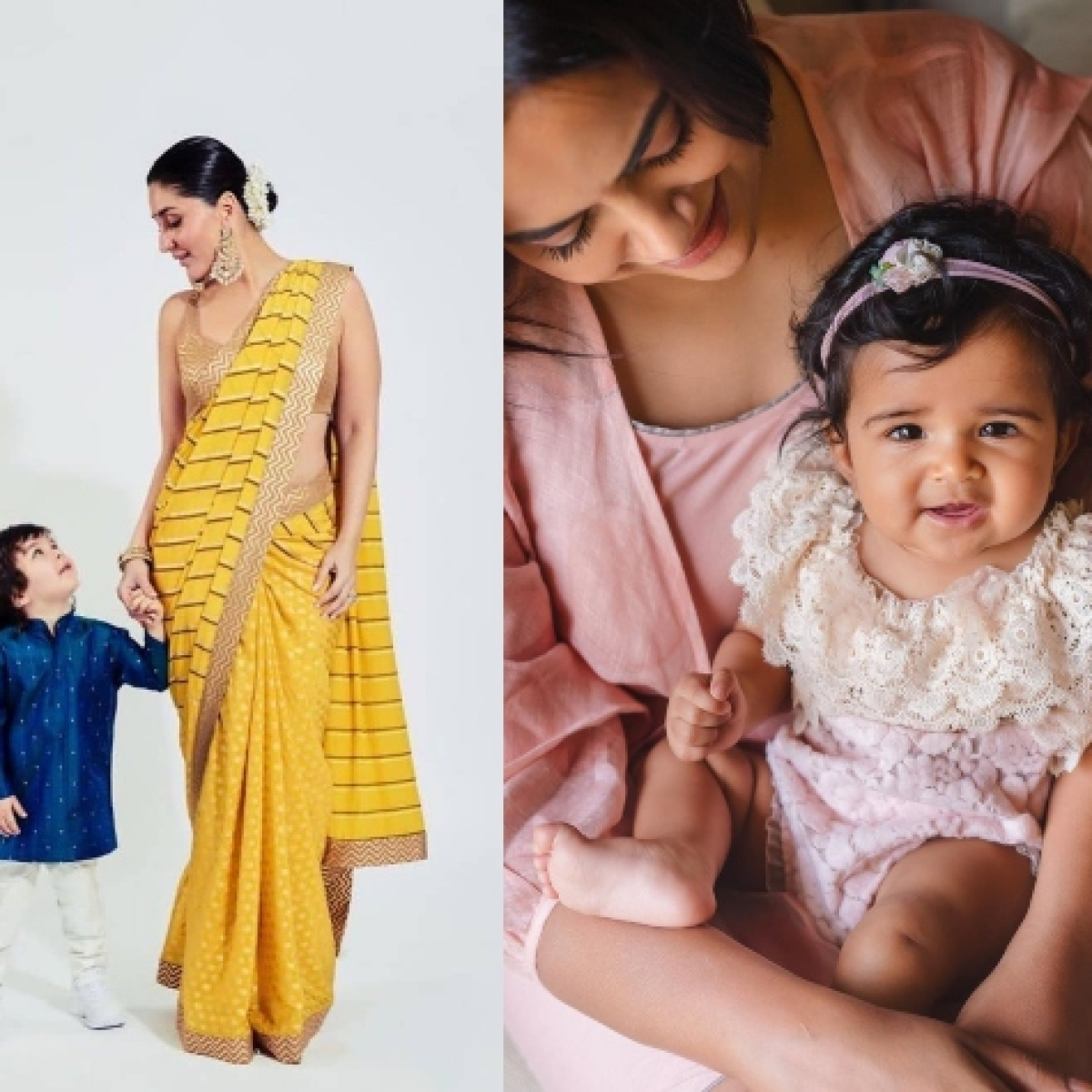 Mother's Day 2020: From Taimur-Kareena to Sameera-Nyra, coolest mom-child pairs of Bollywood
