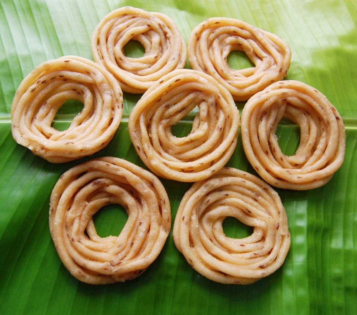 Coronavirus Lockdown Nutrition: Murukku; Crunchy southern snack