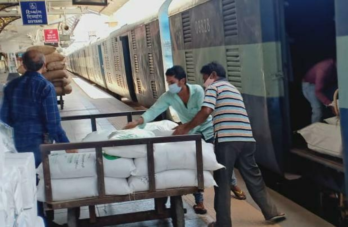 WR to run two more parcel special trains with 2 trips each between Kankaria – Cuttack & Palanpur – Sankrail Goods Terminal