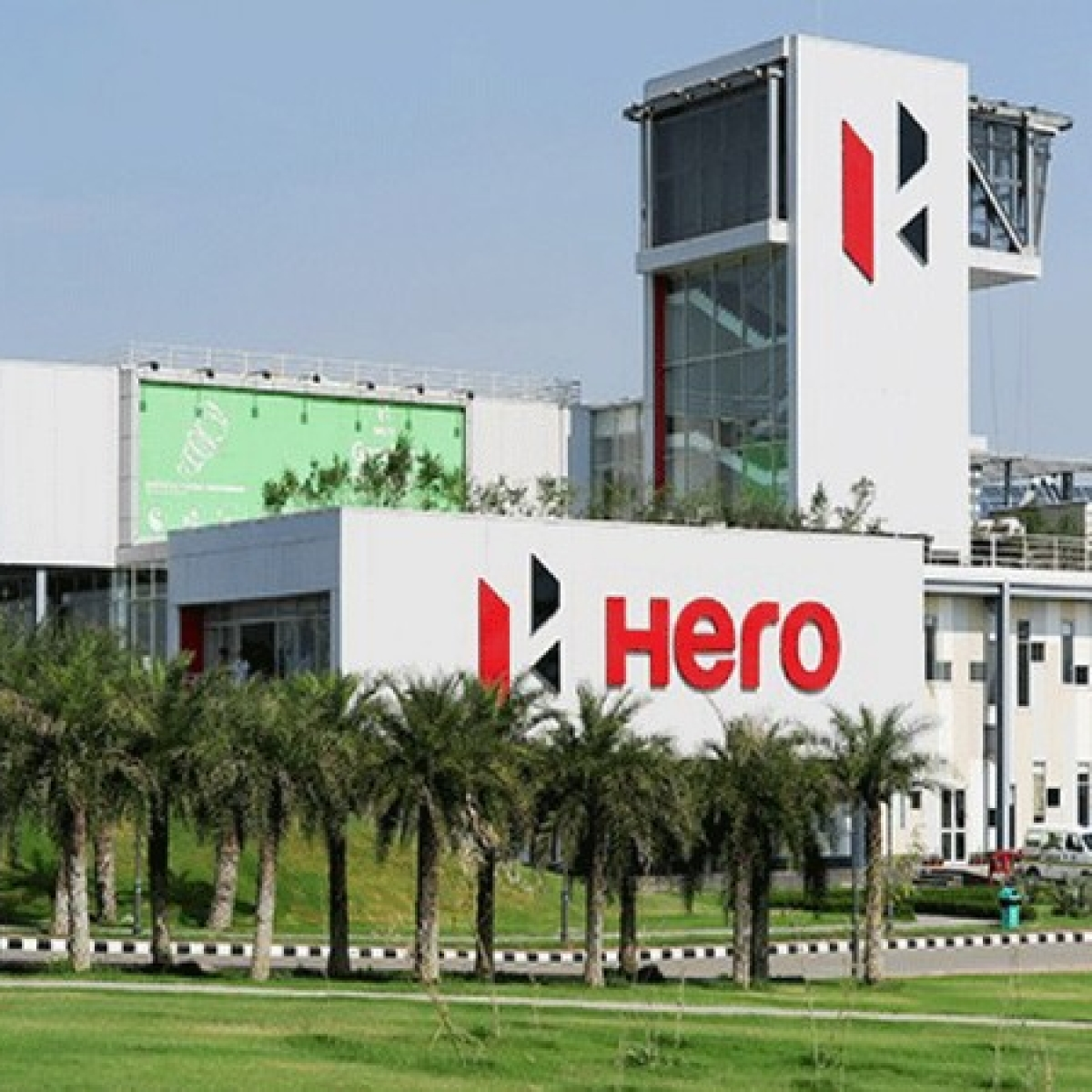 Hero MotoCorp shares jump over 6 pc
