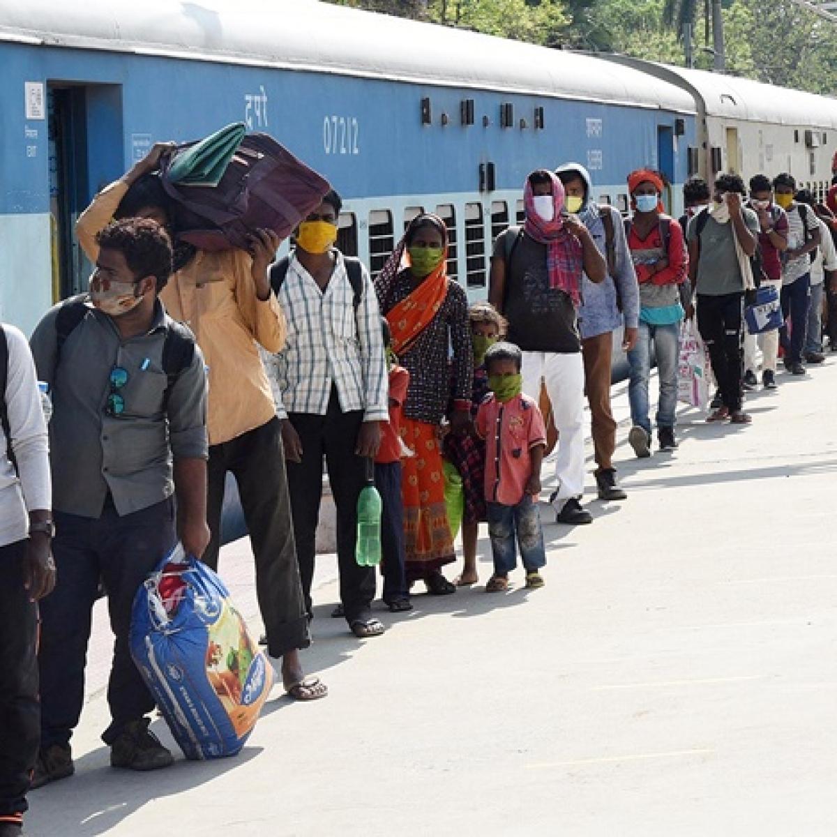 Seniors, pregnant women, kids must avoid travel on Shramik trains, says Indian Railways