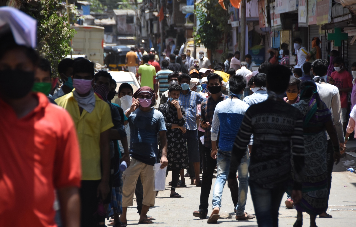 Coronavirus in Maharashtra: Cops register over 95,000 cases of lockdown violations