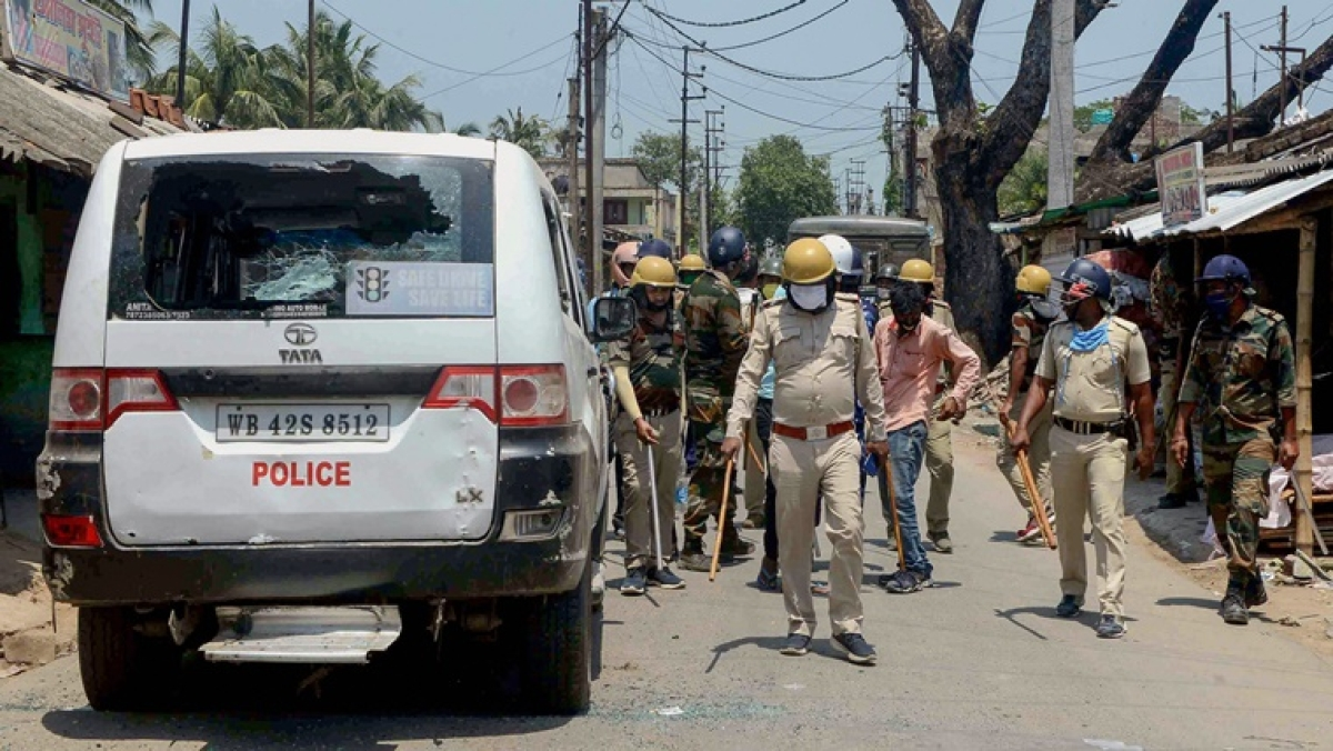 129 persons arrested in connection with clashes in West Bengal's Hoogly district