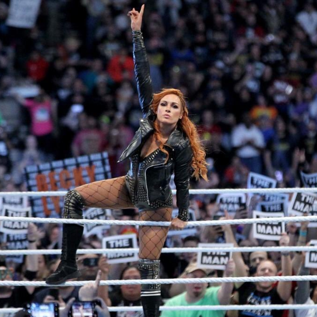 After Bautista, WWE diva Becky Lynch to become a part of Marvel Cinematic Universe?