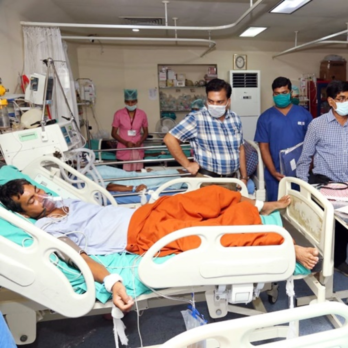 After Vizag Gas leak, one more gas leak reported from Chhattisgarh paper mill; 7 fall ill