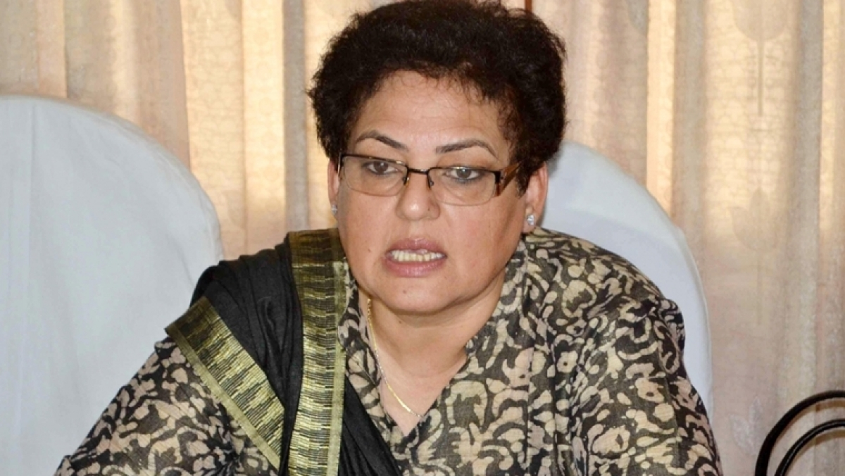 'Send yourself a notice and resign': Twitterati aghast by NCW chief Rekha Sharma's old tweets