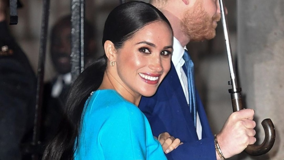 Meghan Markle wears Rs 13K necklace that claims to ward off evil eye!