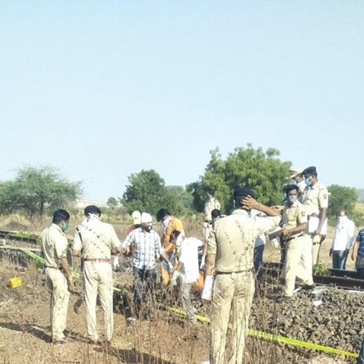 'Anguished' PM Narendra Modi leads reaction to death of 14 migrant workers in Aurangabad train accident