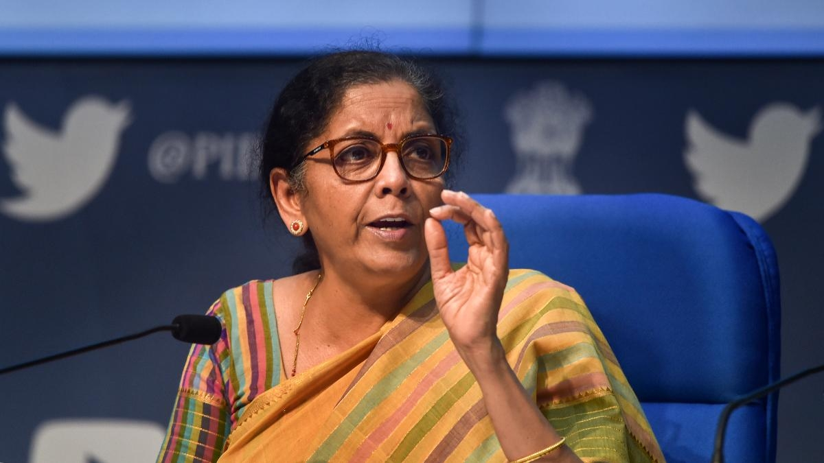 Fiscal action to stimulate economy will depend on how COVID-19 crisis pans out: Nirmala Sitharaman