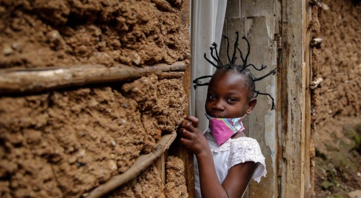 Hairstyle to raise coronavirus awareness in East Africa
