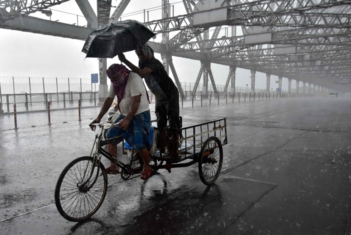 In Pictures: Cyclone Amphan leaves death, destruction in its trail in Odisha, West Bengal