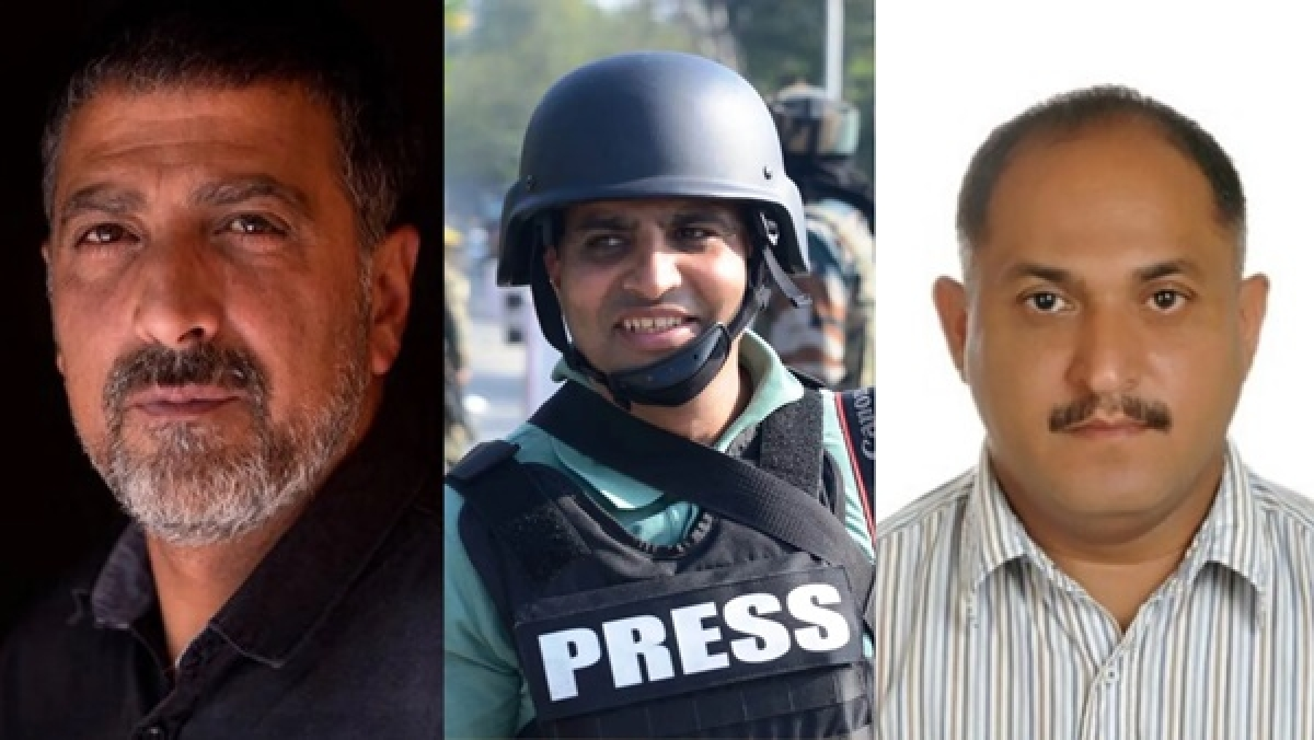 A spat over Kashmiri Pulitzer Prize winners