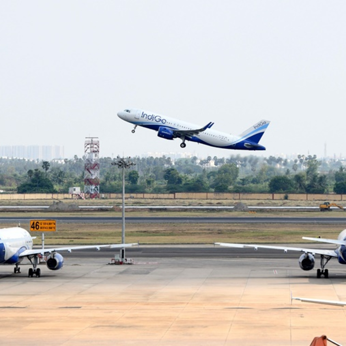 Passenger on IndiGo's Chennai-Coimbatore flight tests positive for COVID-19
