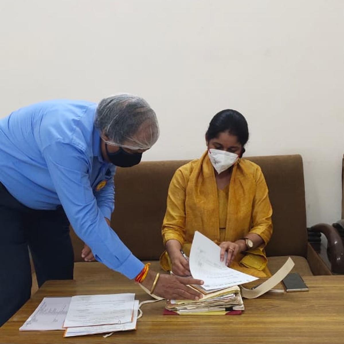 Indore: I am here to take on coronavirus, says newly appointed IMC commissioner Pratibha Pal