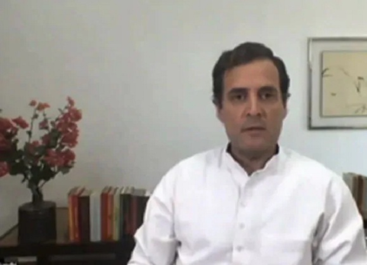 Remove prevailing fear that Covid-19 is a deadly disease: Rahul Gandhi
