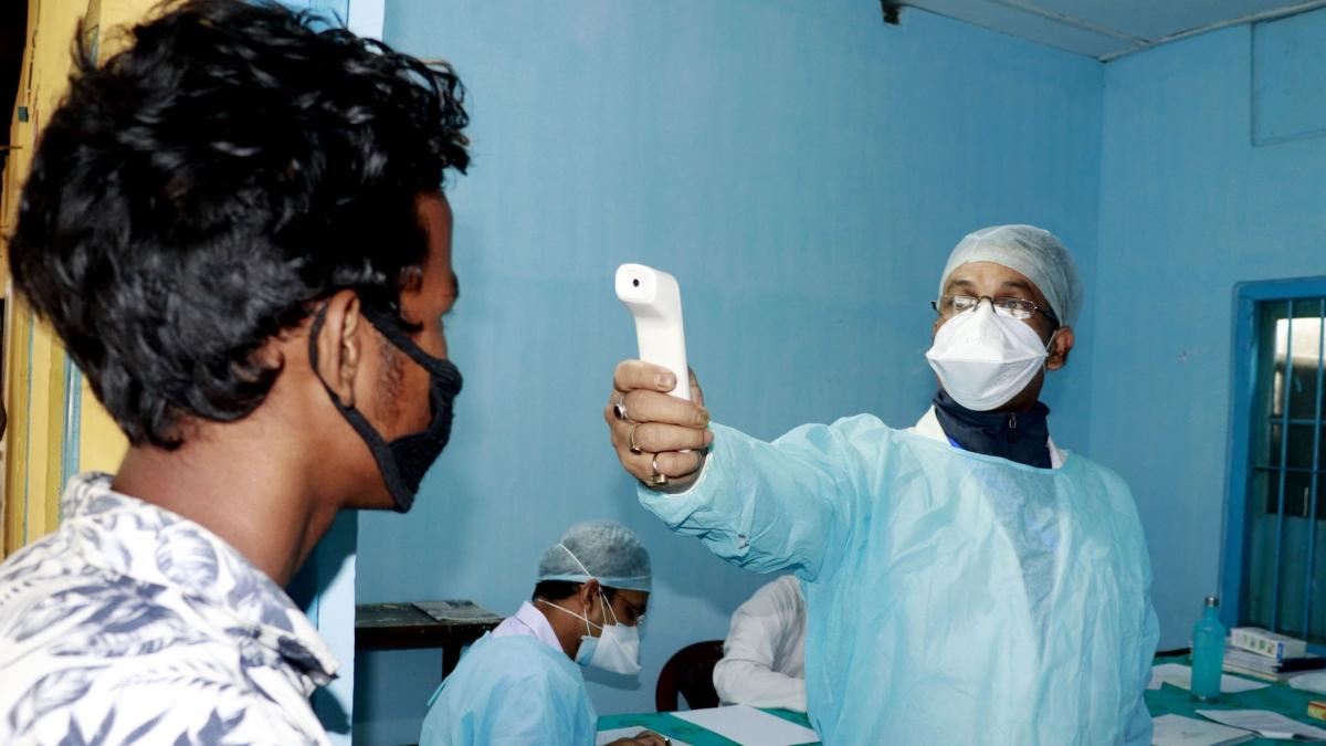 Delhi: 41 people from same building in Kapashera test positive for COVID-19