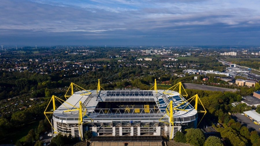 Dortmund Vs Hertha Bsc