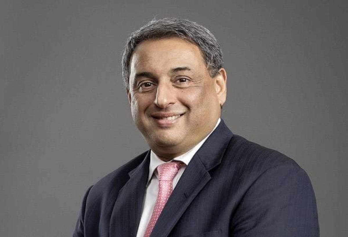 T V Narendran, CEO and managing director of Tata Steel Limited.