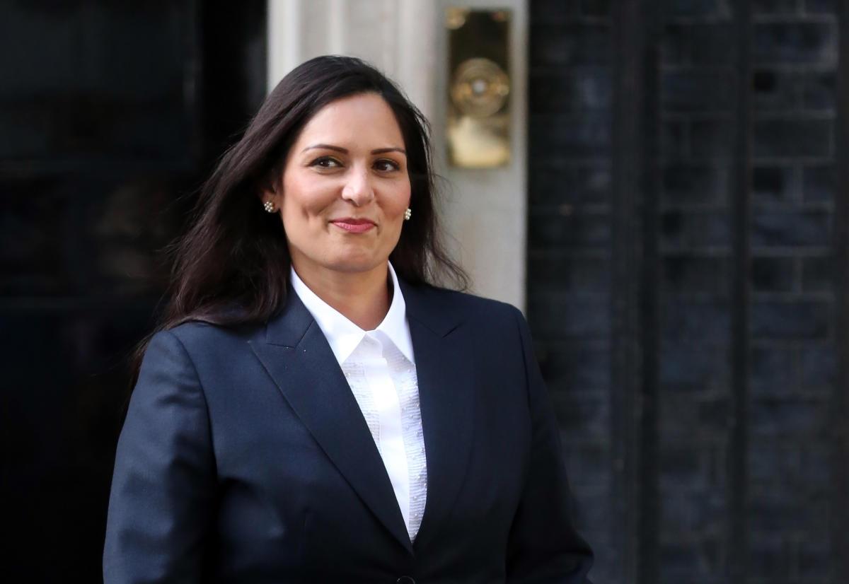 UK's Priti Patel dashes hopes for 'air bridges'
