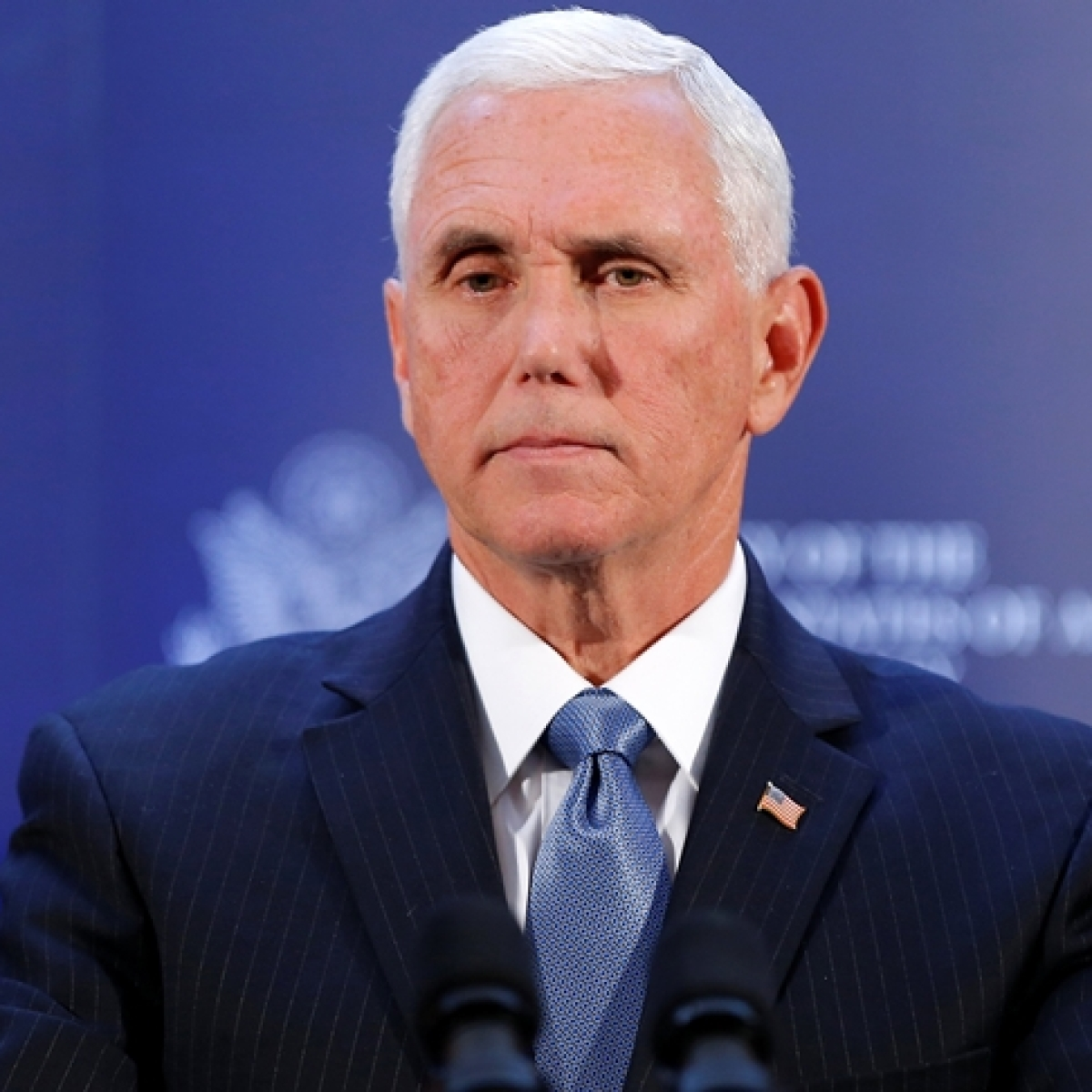US VP Mike Pence deletes tweet with picture of Trump's campaign staff not wearing masks, flouting social distancing norms