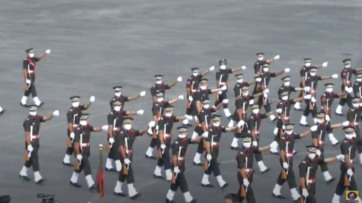 IMA passing out parade: With face masks on, 333 officers bid adieu to the academy