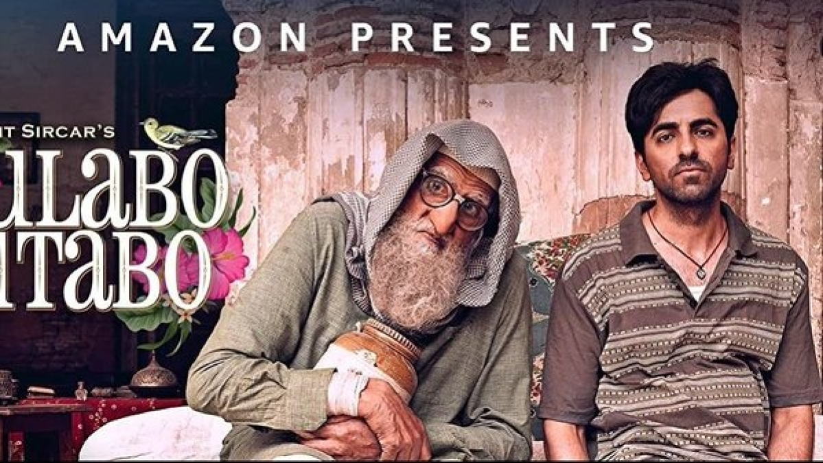 'Gulabo Sitabo': Amitabh Bachchan, Ayushmann Khuranna's quirky comedy gets mixed reactions on Twitter