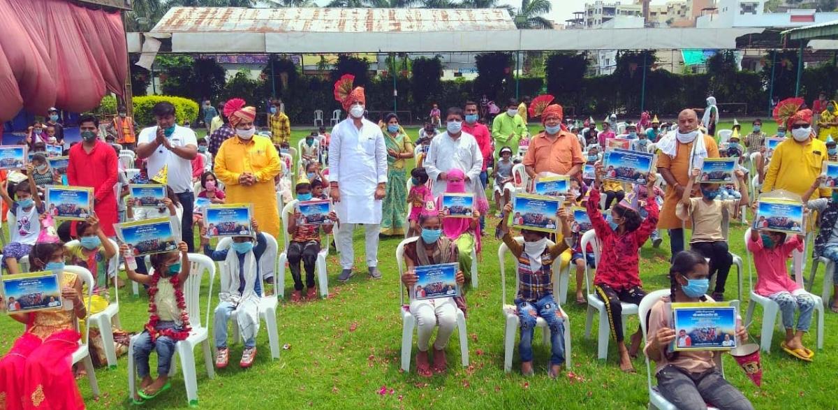 Bhopal: BJP ex-corporator Manoj Rathore invites 50 children to birthday party, risks their lives