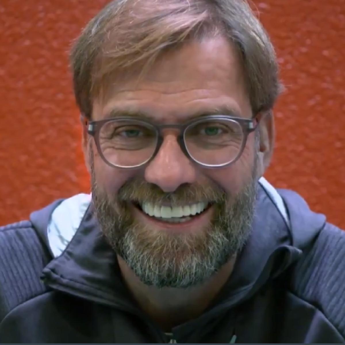 "After securing Premier League title, Jurgen Klopp promises Liverpool ""will not stop"""