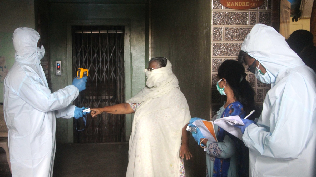 Coronavirus in Mumbai: Panic after 20 COVID-19 cases detected in SoBo highrise