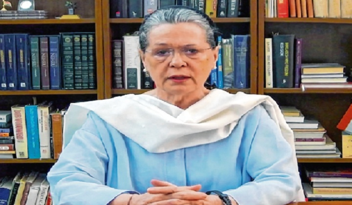 PM must tell nation how Chinese occupied Indian territory: Sonia