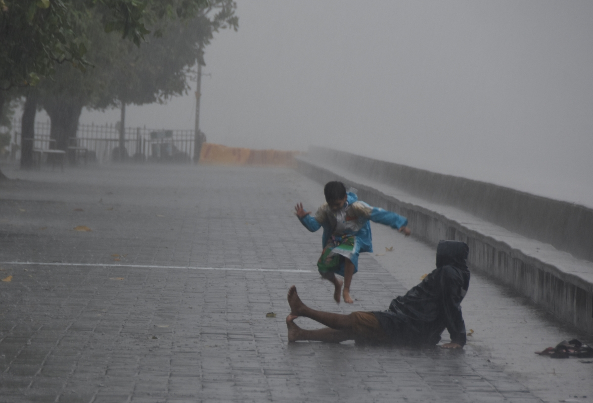 Mumbai Rains: Expect a week full of rain and more over weekend