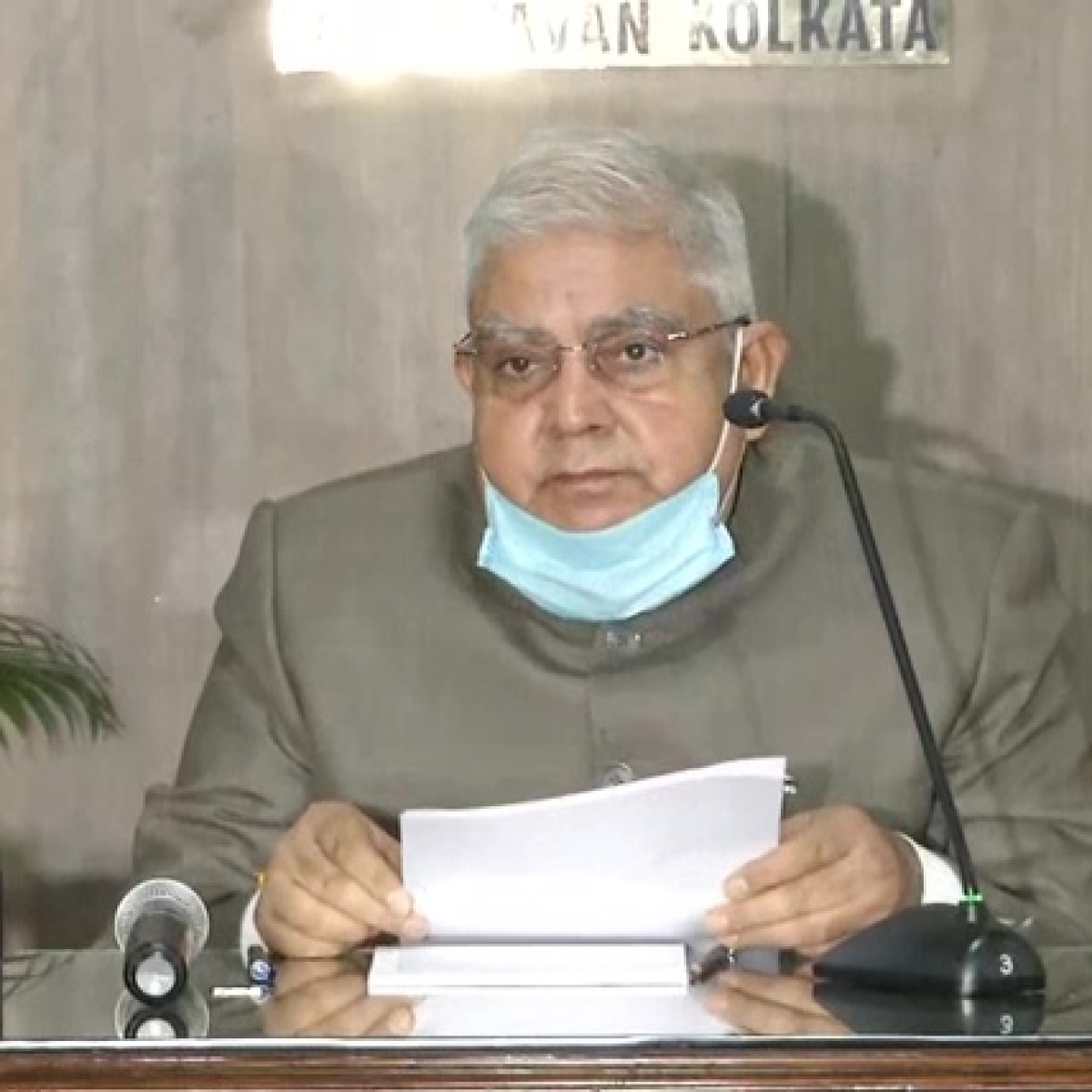WB Guv Jagdeep Dhankhar says these times are not opportune for controversy in education system
