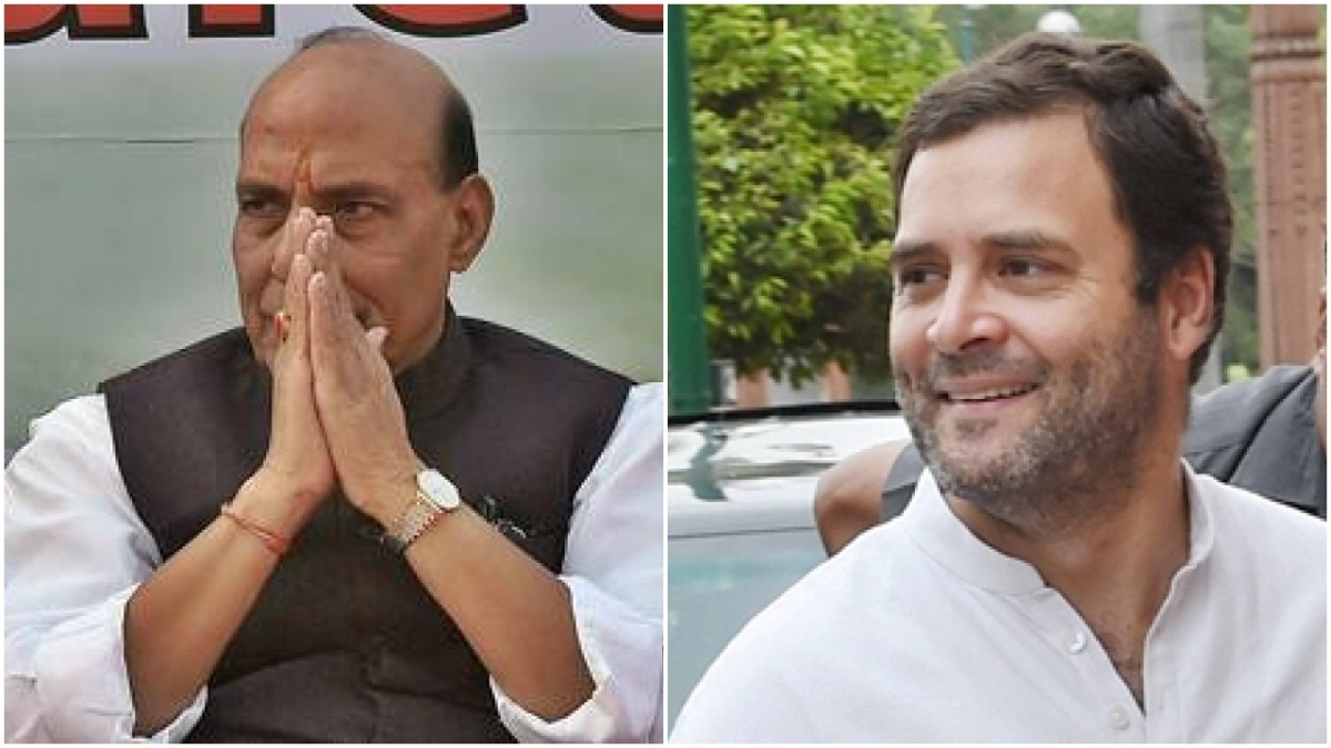 Rahul asks Rajnath Has China occupied Indian territory in Ladakh?