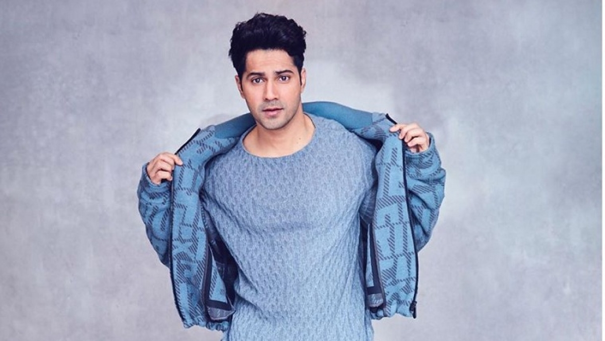 'It is going to be a rainy day': Varun Dhawan tries not 'to be the weatherman'