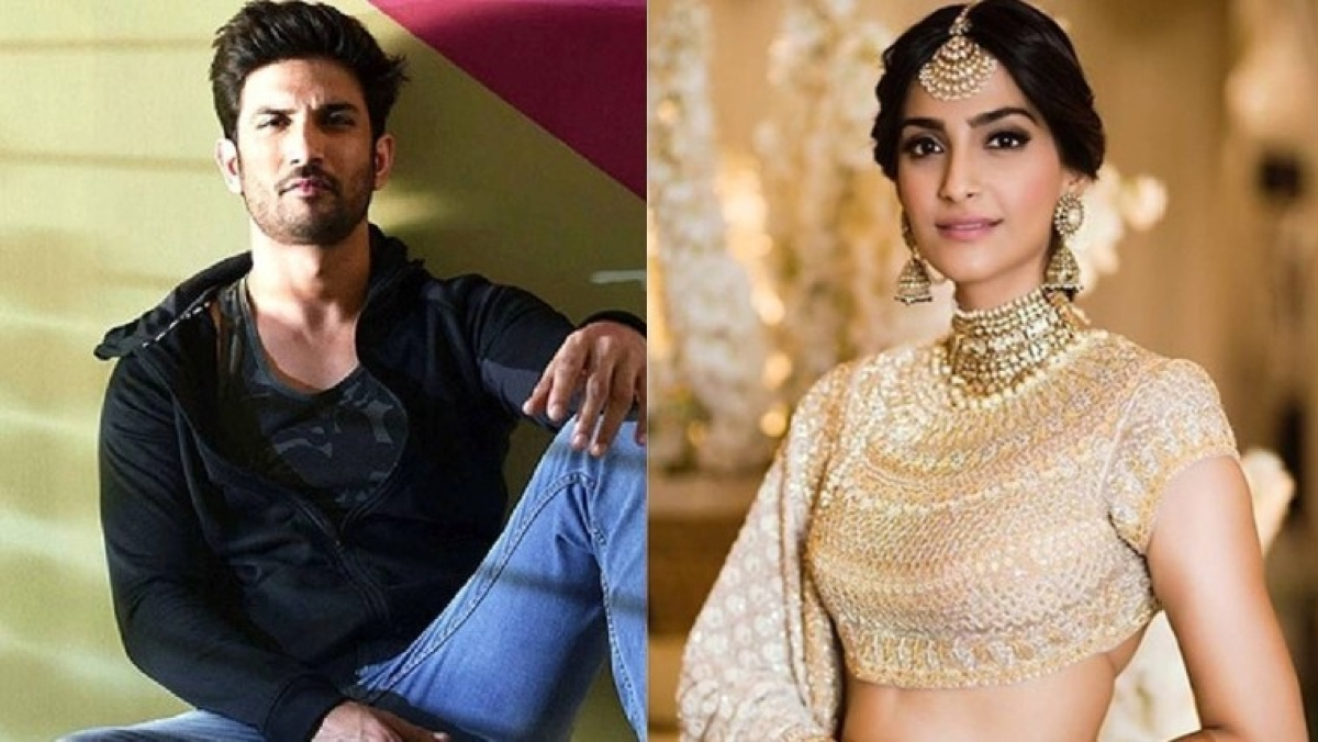 Sushant Singh Rajput's demise: Sonam Kapoor says, 'Blaming girlfriend, ex-girlfriend, colleagues for someone's death is ignorant'