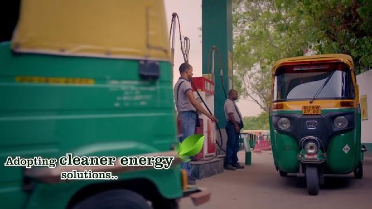 GAIL launches a video on World Environment Day