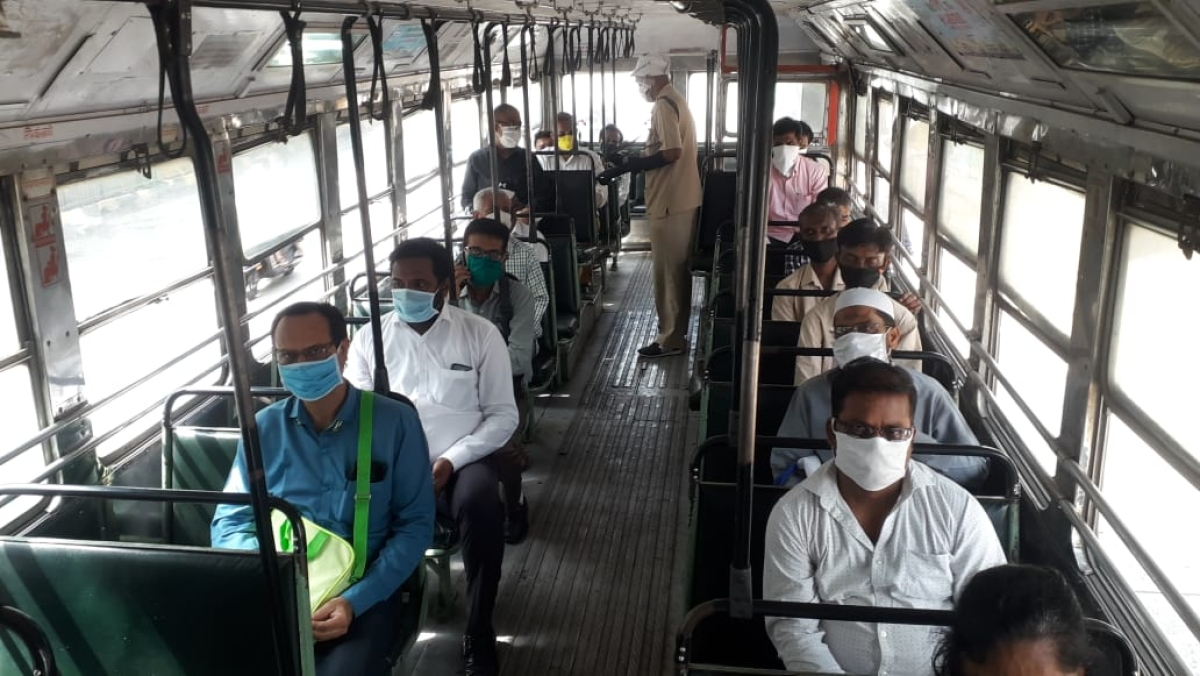 As more employees return go duty, BEST set to press more buses