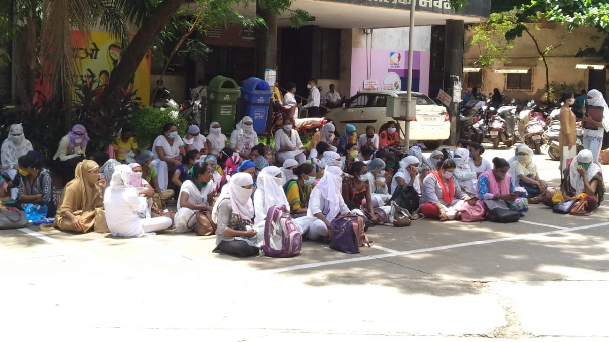 Coronavirus in Kalyan-Dombivli: KDMC hikes salaries of its old staff, after 192 workers stage protest