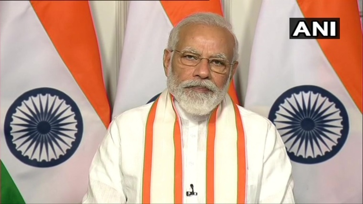 We have to stabilize country's economy: Highlights of PM Modi's address at CII annual session