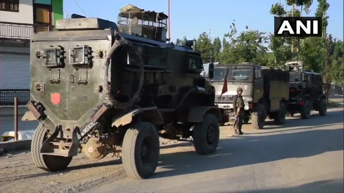Jammu and Kashmir: 3 terrorists killed in an encounter with security forces in  Shopian