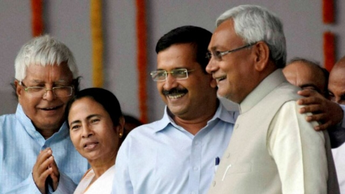 Why Kejriwal's AAP and Lalu's RJD probably weren't invited to PM Modi's All-Party Meet on China