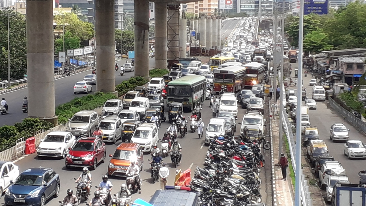 Watch: Pics and videos of Mumbai traffic shows life has returned to normal