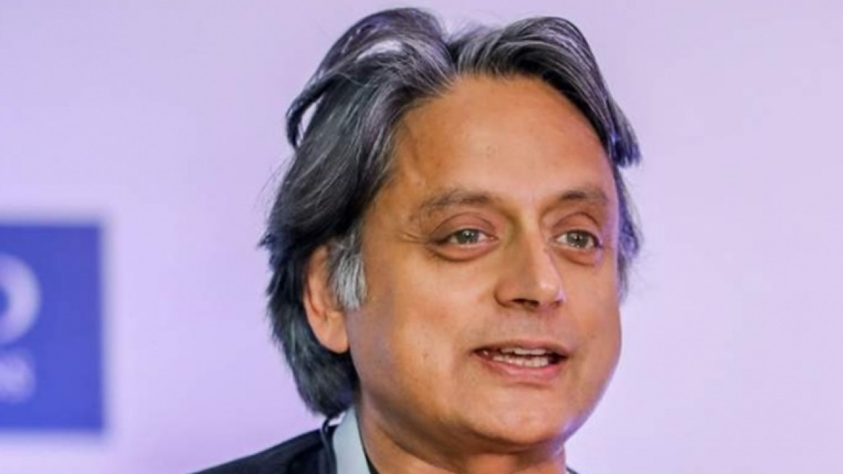 Shashi Tharoor claims sarpanch Ajay Pandita was denied police protection as he was a Congress sarpanch