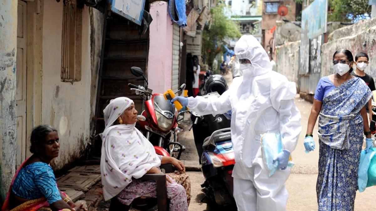 With nearly 20,000 cases, India's coronavirus tally reaches 5.48 lakh