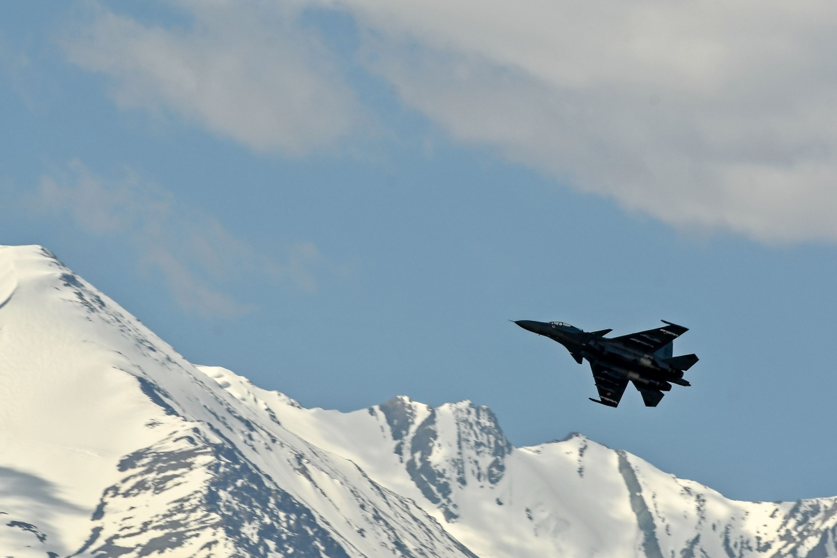 India moves air defence missile systems into Eastern Ladakh sector