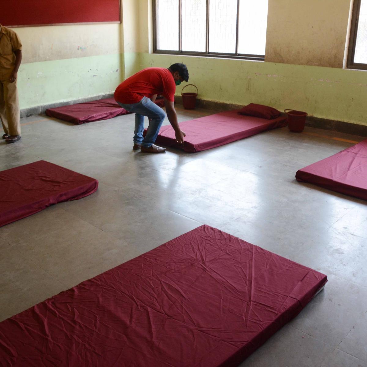 Coronavirus in Mumbai: City hospitals go from bed shortage to vacancies; 30-35% COVID-19 beds lying vacant