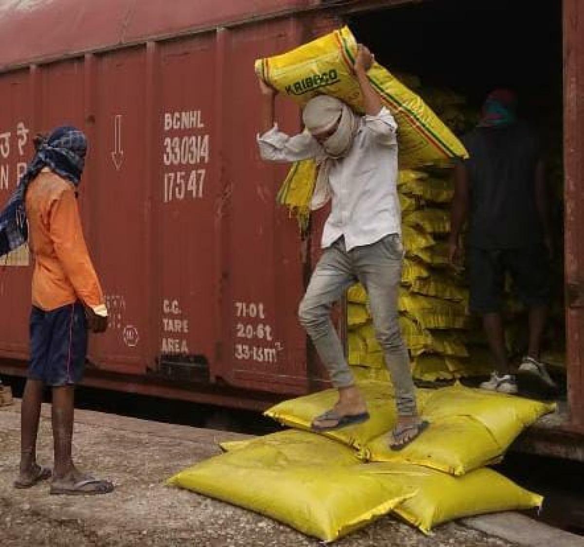 WR transports 14.60 mn tonnes through 7000 rakes of goods trains